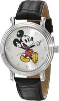 Disney Women's W001872 Mickey Mouse Analog Display Quartz Watch