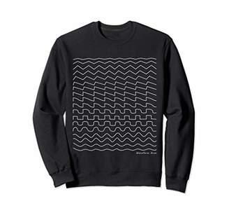 Synthesizer Waveform Sweatshirt