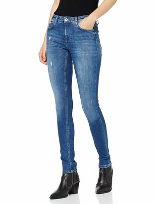Only Women's Onlcarmen Reg Sk Jeans Bb Rea139285 Noos Skinny