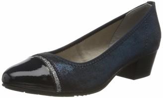 Jana 100% comfort Women's 8-8-22300-24 Closed Toe Heels
