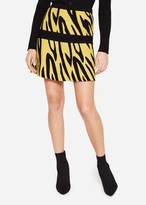 Thumbnail for your product : Phase Eight Lia Zebra Knit Skirt