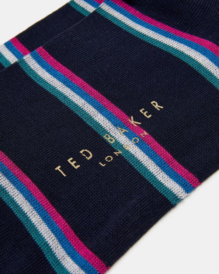 Ted Baker Multistripe socks