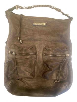 Thomas Wylde Grey Leather Handbags