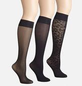 Avenue Animal Mesh Trouser Socks