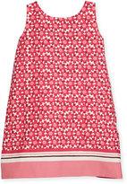 Kate Spade Tanner Floral Tile Shift Dress, Multipattern, Size 7-14