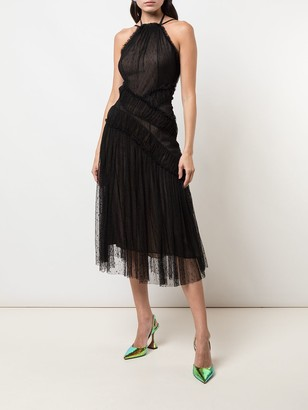 Jason Wu Collection Halterneck Midi Dress