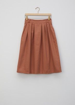 Margaret Howell Pretty Pleated Skirt
