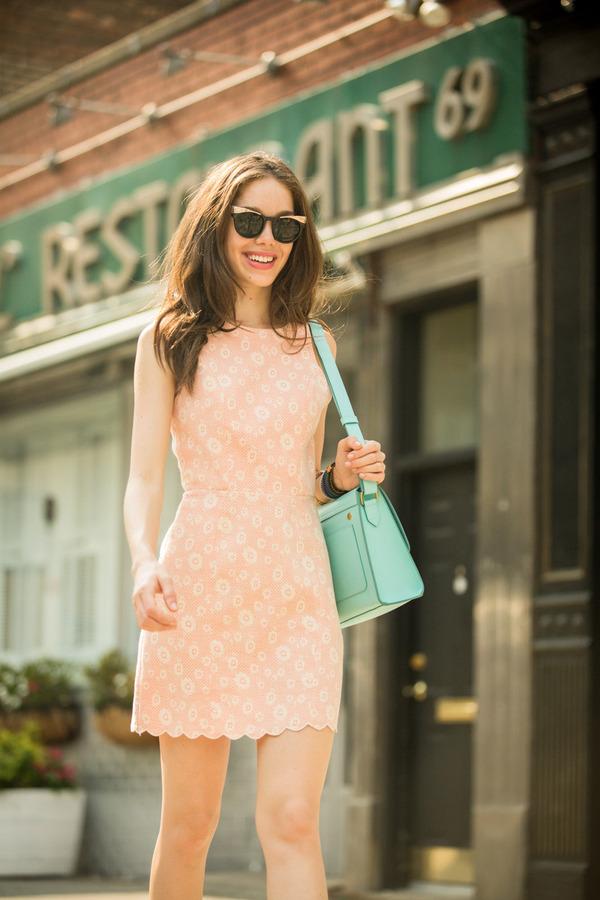 Dolce Vita BlueBell Daisy Dress