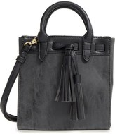 Sole Society 'Mini Ciela' Faux Leather Satchel