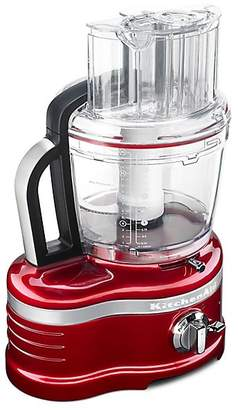 KitchenAid Pro Line 16-Cup Food Processor with Commercial-Style Dicing - Candy Apple Red