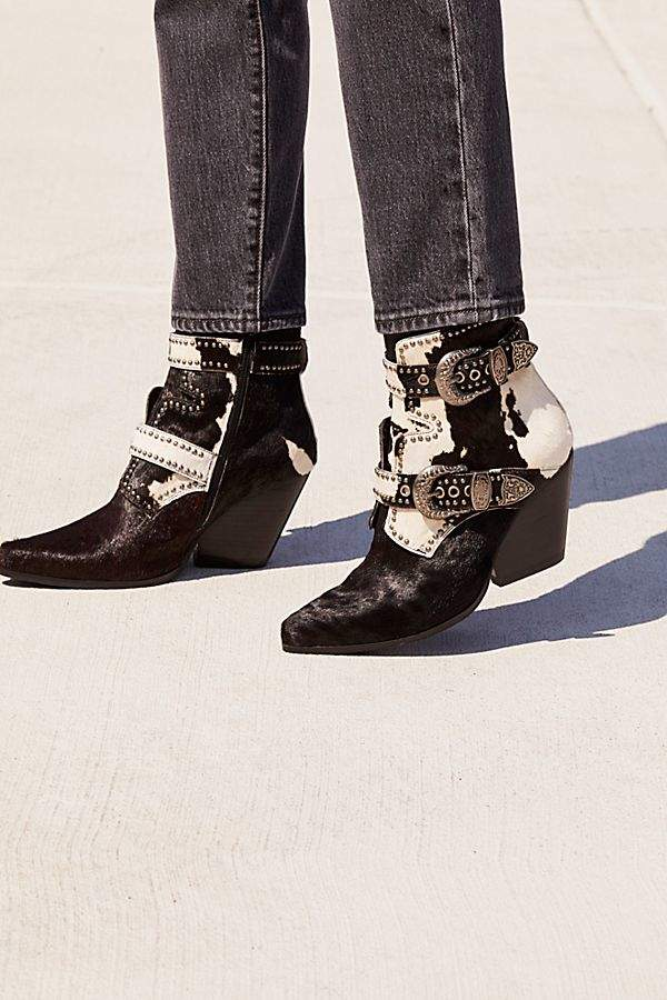 Jeffrey Campbell On The Ranch Western Boot