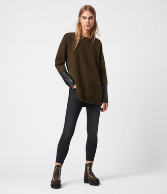 AllSaints Essy Merino Wool Jumper
