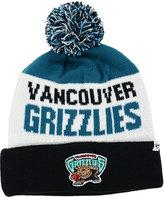 '47 Vancouver Grizzlies Crossblock Knit Hat