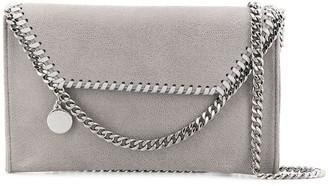 Stella McCartney Falabella foldover shoulder bag