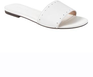 Banana Republic Perforated Slide Sandal