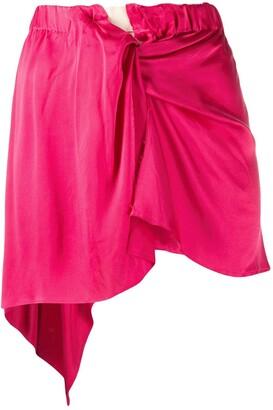 Maison Martin Margiela Pre-Owned 1990s Mini Skirt