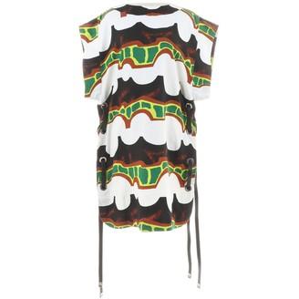 Marni Multicolour Linen Dresses