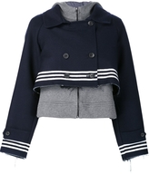 Sea Sweatshirt Jacket