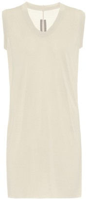 Rick Owens Forever V-neck sleeveless T-shirt