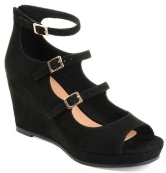 Journee Collection Skyla Wedge Sandal