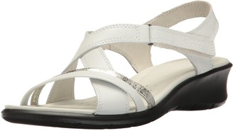 Ecco womens Felicia Wedge Sandal