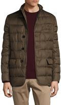 Allegri Men's Micro Taffeta Puffer Jacket