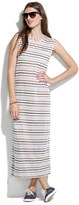 Le Mont St Michel striped tee dress