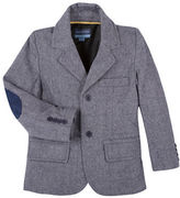 Andy & Evan Boys 2-7 Herringbone Blazer