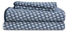 Lauren Ralph Lauren Casey Print Queen Sheeting Set Bedding