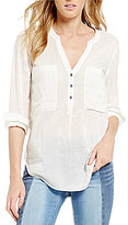 William Rast Selina The Perfect Easy Shirt