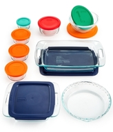Pyrex 19 Piece Baking & Storage Set