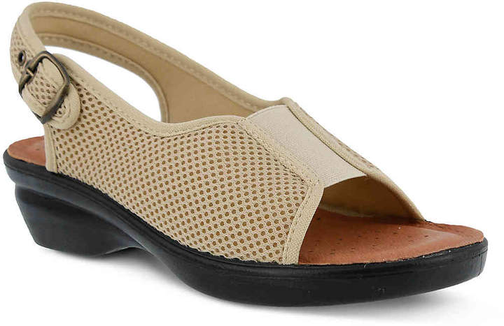 Spring Step Flexus by Fabrizia Wedge Sandal - Women's