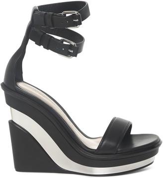 Alexander McQueen Trompe Loeil Sandals