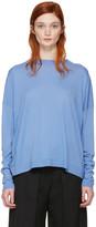Acne Studios Blue Merino Charel Sweater