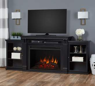 Pottery Barn Real Flame®; Tracey Grand Electric Fireplace Media Cabinet
