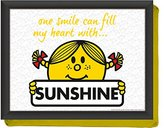 Mr Men & Little Miss Creative Tops Mr. Men Little Miss Sunshine Lap Tray, Multi-Colour