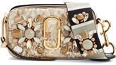 Marc Jacobs Snapshot Beaded Brocade Camera Crossbody Bag