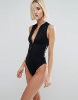 Calvin Klein Cheeky Tank Swimsuit