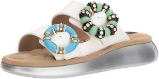 Marc Jacobs Women's SAGE Embellished Sandal Slide