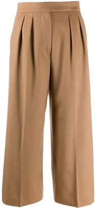 Max Mara high waist culottes