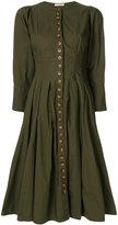 Ulla Johnson Bernadette army dress