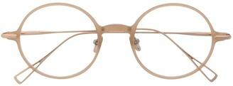 EQUE.M Mari round frame glasses