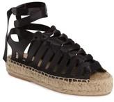 Topshop Women's Krown Wraparound Platform Sandal