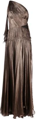 Maria Lucia Hohan Matilda one-shoulder gown