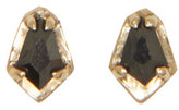 Rebecca Taylor Collette Ishiyama Black Diamond Scarab Studs