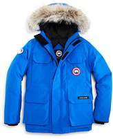 Canada Goose Boys' PBI Expedition Parka - Little Kid, Big Kid