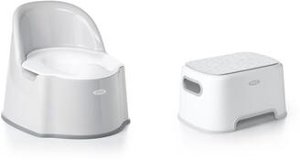 OXO Potty Chair & Step Stool Set