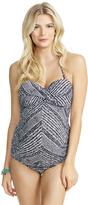 Motherhood Jessica Simpson Halter Maternity Tankini Swimsuit