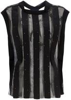 Sharon Wauchob striped sheer blouse