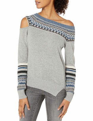Bailey 44 Women's Asymetrical Cutout Fannie Sweater